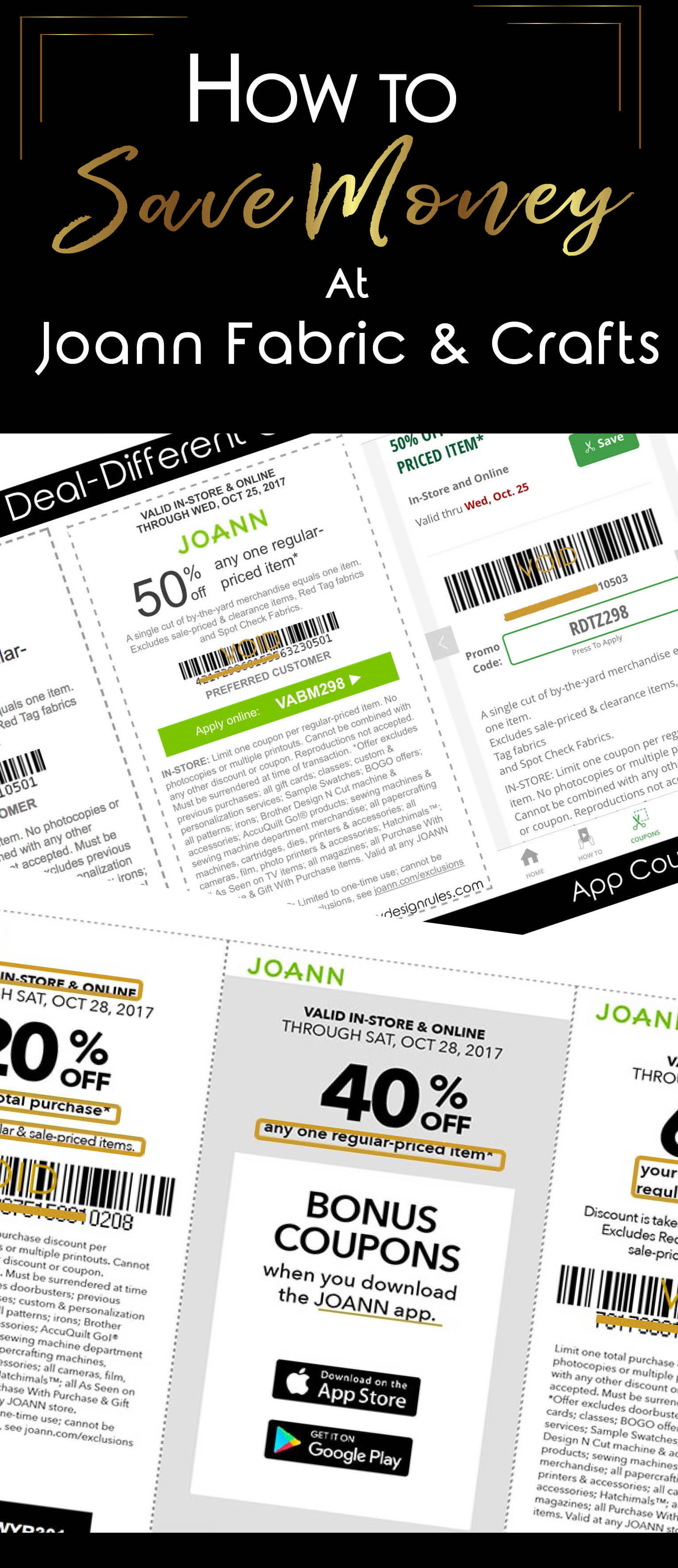 Save money by using coupons wisely at Joann's. Tips on shopping for DIY and home décor proejects. Stay within your budget for Christmas, Thanksgiving, fall, Spring and Summer decorating.
