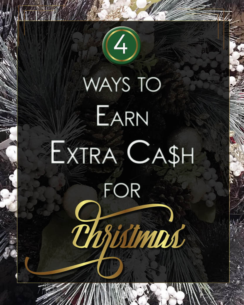 Earn cash for Christmas gift giving, holiday parties and home decor all year long with help from free cash back apps and programs.Black Friday Sales coming up. Save money and budget for a better Christmas #giveaway