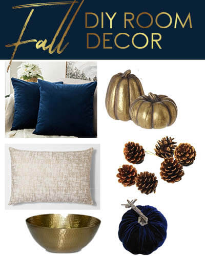 Fall DIY Room Decor Tips for the Budget Girl