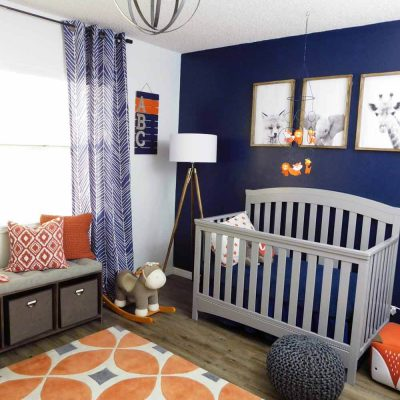 DIY Room Decor Ideas for your baby nursery