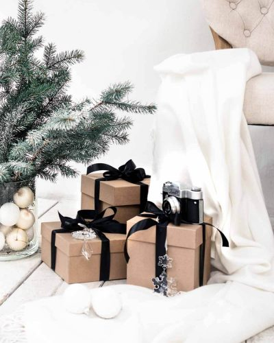 Christmas Gifts and holiday decor