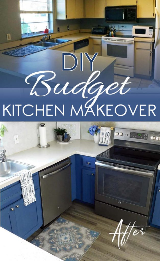 Diy Kitchen Makeover On A Budget Beginner S Story My Design Rules